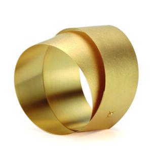 Geklopptes Gold